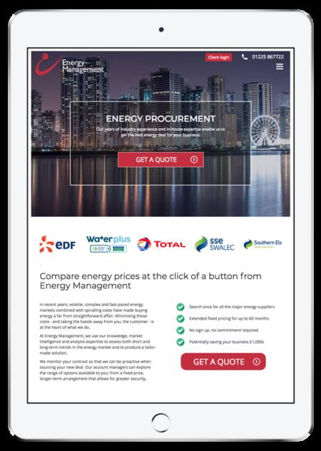 Energy Management - Case Study