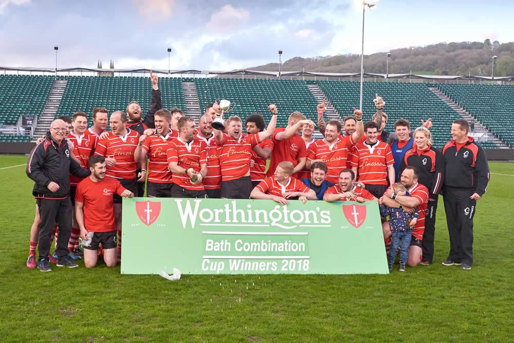 4D Digital - Player Sponsorship Corsham Rugby